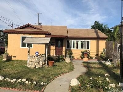 Wilmington Single Family Home For Sale: 940 Sanford Avenue