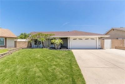 La Verne Single Family Home For Sale: 1559 Bianca Street