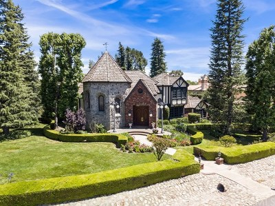Claremont Single Family Home For Sale: 852 Peninsula Avenue