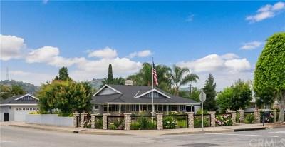 Single Family Home For Sale: 505 E Juanita Avenue