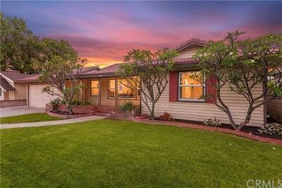 Orange Single Family Home For Sale: 1315 E Walnut Avenue