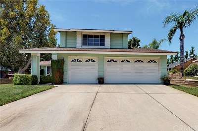 Rancho Cucamonga Single Family Home For Sale: 12405 Silk Oak Court