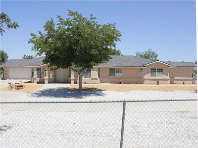 Phelan Single Family Home For Sale: 12253 Riggins Road