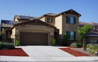 San Bernardino Single Family Home For Sale: 4095 Grand Fir Lane