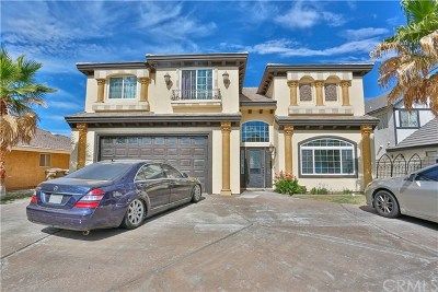 Victorville Single Family Home For Sale: 13370 Sea Gull Drive