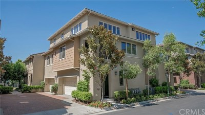 Rancho Cucamonga Condo/Townhouse For Sale: 12347 Hollyhock Drive #3
