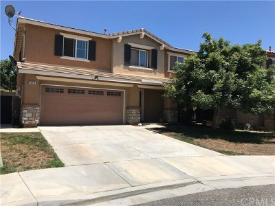 Lake Elsinore Single Family Home For Sale: 45014 Carla Court