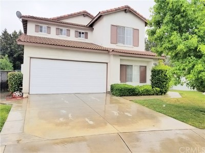 Chino Hills Single Family Home For Sale: 16255 El Dorado Court