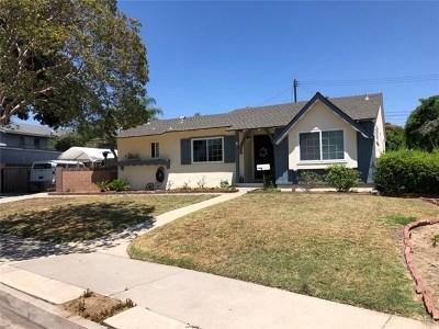 Covina Single Family Home For Sale: 424 N San Jose Avenue