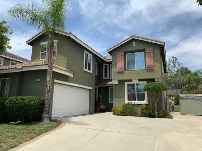 Rancho Cucamonga Single Family Home For Sale: 12164 Highgate Court