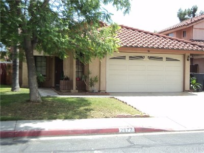 Rialto Single Family Home For Sale: 2877 Park Vista Drive