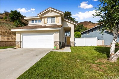 Chino Hills Single Family Home For Sale: 16634 Cobalt Court