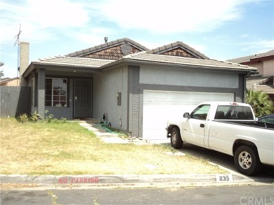Rialto Single Family Home For Sale: 835 S Tamarisk Avenue