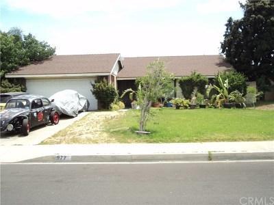 Rialto Single Family Home For Sale: 977 W Hawthorne Avenue