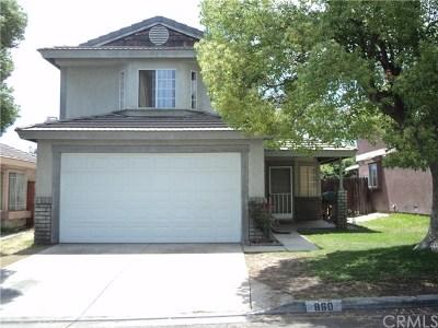 Rialto Single Family Home For Sale: 860 S Lamarr Street