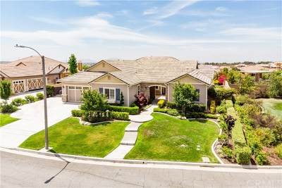 Rancho Cucamonga Single Family Home For Sale: 13645 Cobalt Court