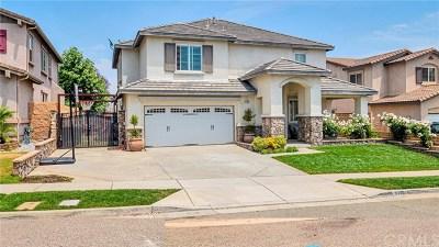 Rancho Cucamonga Single Family Home For Sale: 6145 Cedar Hill Place