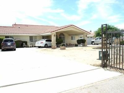 Single Family Home For Sale: 11403 Balsam Avenue
