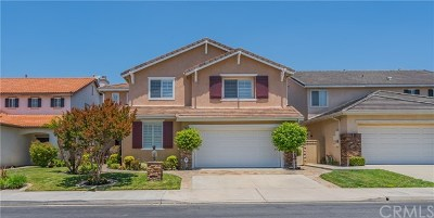 Chino Hills Single Family Home For Sale: 5076 Lavender Terrace