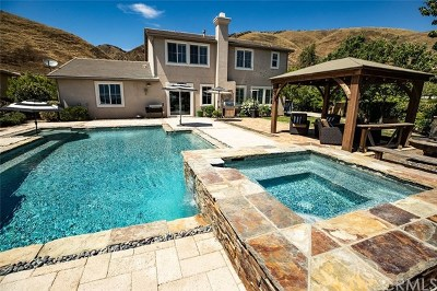 Yucaipa Single Family Home Active Under Contract: 33395 Gold Mountain Road