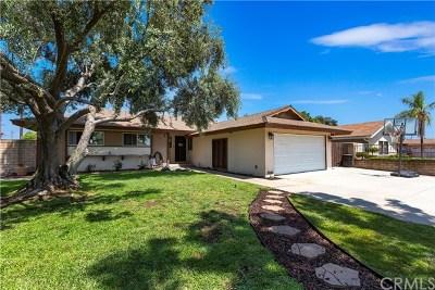 Glendora Single Family Home For Sale: 1406 S Concord Lane