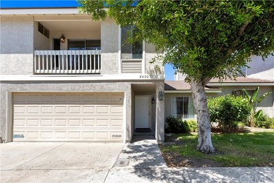 Rancho Cucamonga Condo/Townhouse For Sale: 8450 Bayberry Road