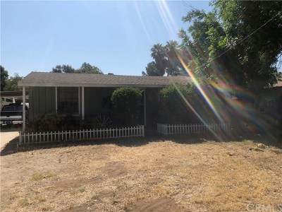 San Dimas Single Family Home For Sale: 1120 N Dixie Drive