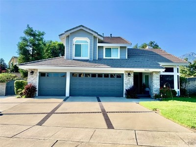 Upland Single Family Home For Sale: 1625 Danbrook Place