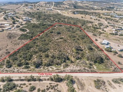 Temecula Residential Lots & Land For Sale: 40855 Calle Vecina