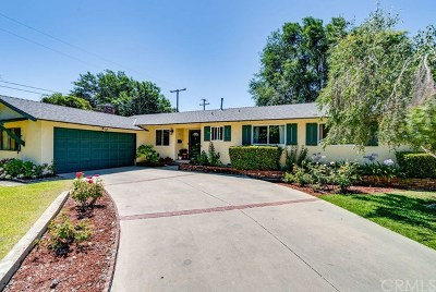 Claremont Single Family Home For Sale: 873 Delta Place