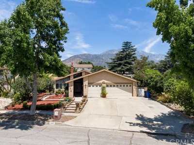 Upland Single Family Home For Sale: 1003 Deborah Street