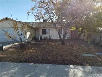 Victorville Single Family Home For Sale: 15927 Puesta Del Sol Drive