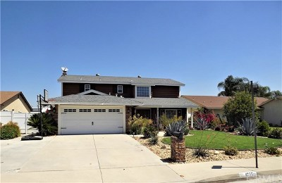 Chino Single Family Home For Sale: 4152 Maria Court
