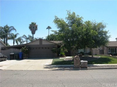 Rancho Cucamonga Single Family Home For Sale: 8379 Lion Street
