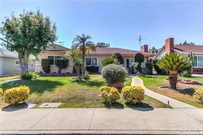 Pomona Single Family Home For Sale: 2119 Spencer Avenue