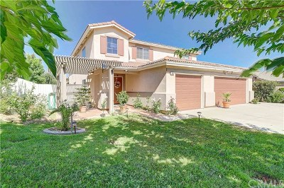 Beaumont Single Family Home For Sale: 838 Classic Avenue