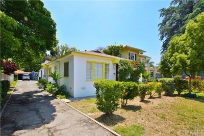 Riverside Multi Family Home For Sale: 2352 Mission Inn Avenue