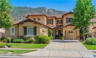 Azusa Single Family Home For Sale: 20 Moonridge Court