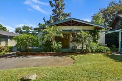 Pasadena Single Family Home For Sale: 606 E Jackson Street