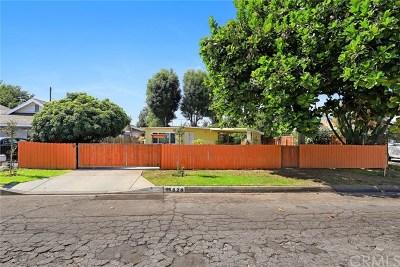 Hacienda Heights Single Family Home For Sale: 15828 Marwood Street