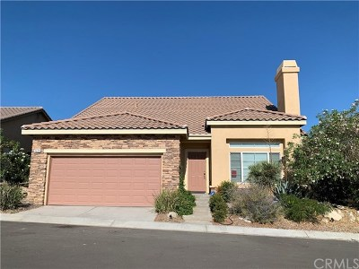 Yucca Valley Single Family Home For Sale: 7379 Village Way