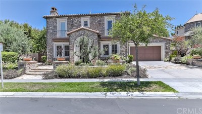 Ladera Ranch Single Family Home For Sale: 1 Moonlight