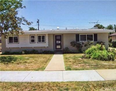 Ontario Single Family Home For Sale: 537 W J Street
