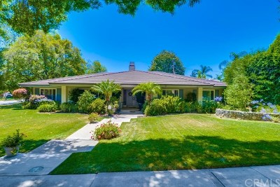 Upland Single Family Home For Sale: 1671 N Redding Way