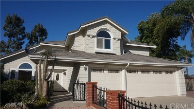 Chino Hills Single Family Home For Sale: 13745 Moonshadow Place