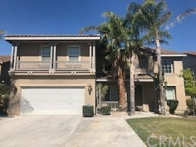 Eastvale Single Family Home For Sale: 6553 Lost Fort Place