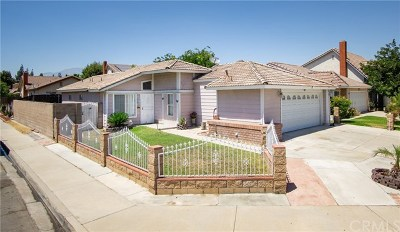 Fontana Single Family Home For Sale: 14074 Green Vista Drive