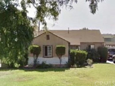 Burbank Single Family Home For Sale: 1954 N Parish Place