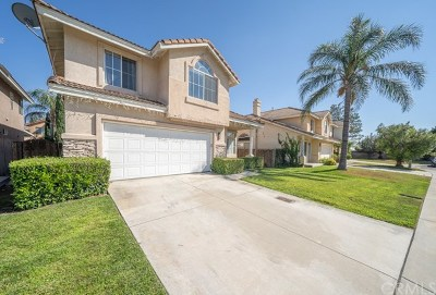 Fontana Single Family Home For Sale: 14159 Tuolumne Court