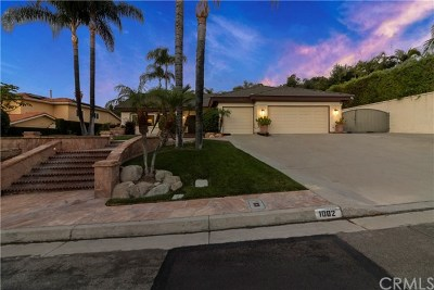 West Covina Single Family Home For Sale: 1002 Highlight Drive